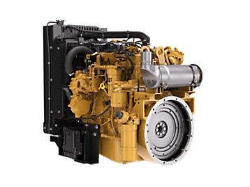 Groupes moteurs diesel industriels