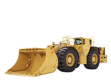 Chargeuses pour exploitations minières souterraines