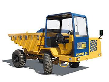 Carmix Dumper D6